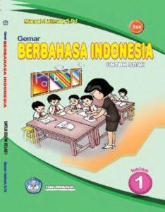 Gemar Berbahasa Indonesia Kelas 1