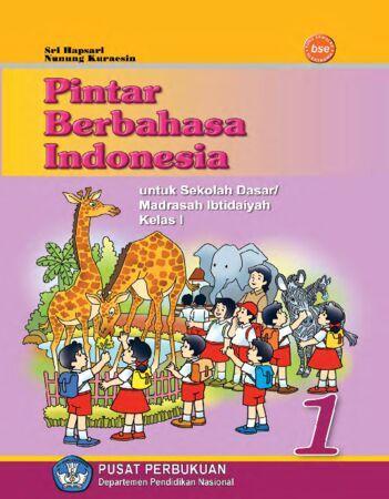 Pintar Berbahasa Indonesia Kelas 1