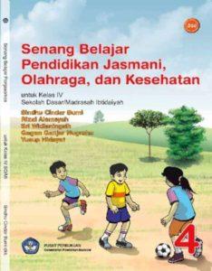 Senang Belajar Pendidikan Jasmani Olahraga dan Kesehatan Kelas 4