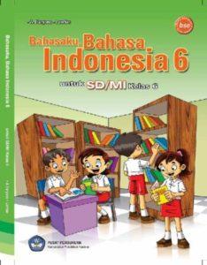 Bahasaku, Bahasa Indonesia Kelas 6