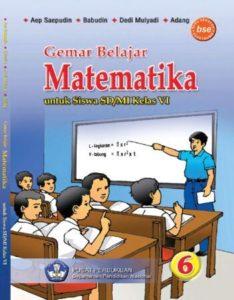 Gemar Belajar Matematika Kelas 6