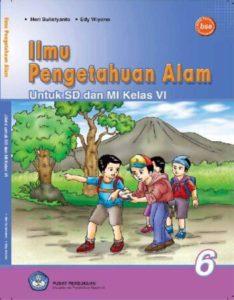 Ilmu Pengetahuan Alam (IPA) Kelas 6