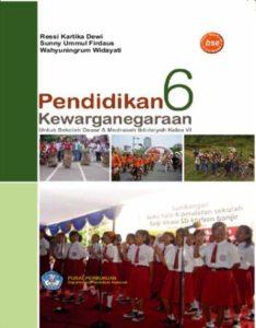 Pendidikan Kewarganegaraan Kelas 6