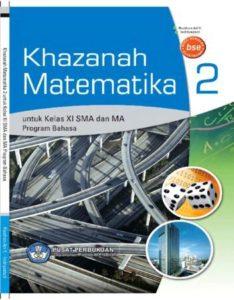 Khazanah Matematika Bahasa Kelas 11