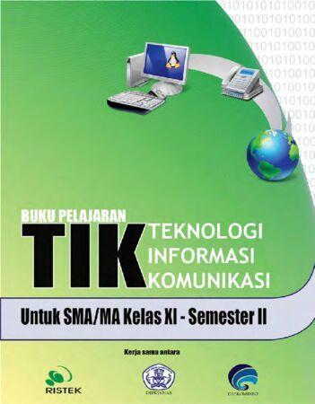 Teknologi Informasi Komunikasi XI semester 2 Kelas 11