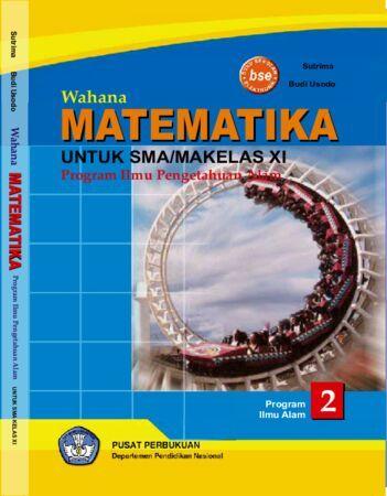 Wahana Matematika IPA Kelas 11