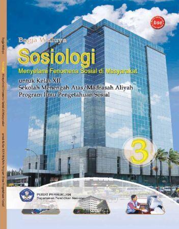 Sosiologi 3 Menyelami Fenomena Sosial di Masyarakat Kelas 12