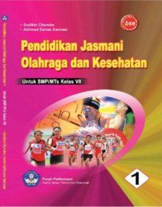 Pendidikan Jasmani Olahraga dan Kesehatan 1 Kelas 7