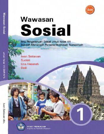 Wawasan Sosial Ilmu Pengetahuan Sosial 1 (IPS) Kelas 7