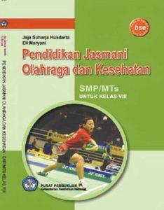 Pendidikan Jasmani Olahraga dan Kesehatan Kelas 8