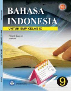 Bahasa Indonesia 9 Kelas 9