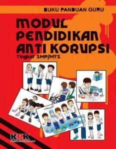 Modul Pendidikan Anti Korupsi SMP Kelas 7