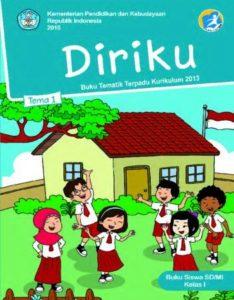 Buku Siswa Tematik 1 Diriku Kelas 1 Revisi 2015