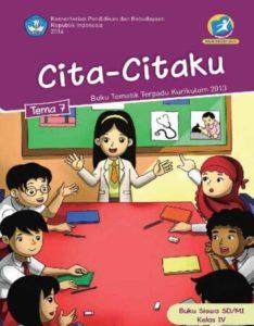 Buku Siswa Tematik 7 Cita-Citaku Kelas 4 Revisi 2014