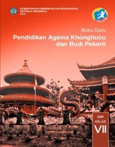Buku Guru Pendidikan Agama Khonghucu dan Budi Pekerti Kelas 7 Revisi 2013