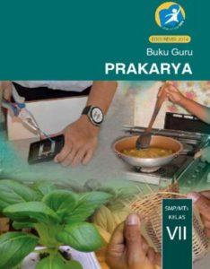 Buku Guru Prakarya Kelas 7 Revisi 2014