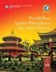 Buku Siswa Pendidikan Agama Konghuchu dan Budi Pekerti Kelas 7 Revisi 2014