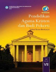 Buku Siswa Pendidikan Agama Kristen dan Budi Pekerti Kelas 7 Revisi 2014