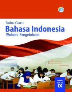 Buku Guru Bahasa Indonesia Kelas 9 Revisi 2015