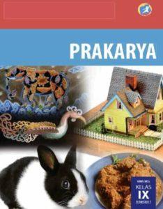 Buku Siswa Prakarya Semester 1 Kelas 9 Revisi 2015