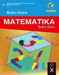 Buku Guru Matematika Kelas 10 Revisi 2016