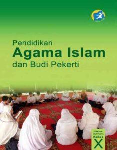 Buku Siswa Pendidikan Agama Islam dan Budi Pekerti Kelas 10 Revisi 2016