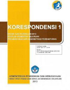 Korespondensi 1 Kelas 10 SMK