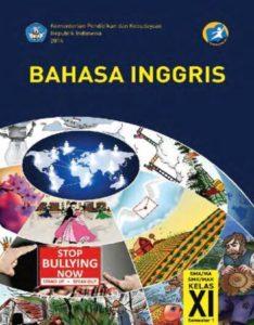 Buku Siswa Bahasa Inggris 1 Kelas 11 Revisi 2014