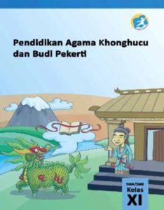 Buku Siswa Pendidikan Agama Konghuchu dan Budi Pekerti Kelas 11 Revisi 2014