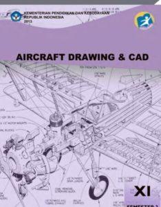 Aircraft Drawing & CAD 3 Kelas 11 SMK