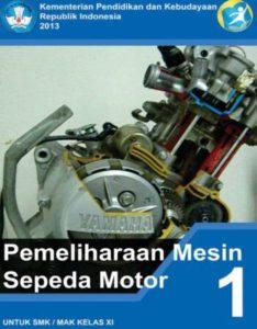Pemeliharaan Mesin Sepeda Motor 1 Kelas 11 SMK