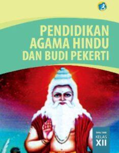 Buku Siswa Pendidikan Agama Hindu dan Budi Pekerti Kelas 12 Revisi 2015