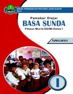Buku Siswa Basa Sunda 1 Kelas 1 Revisi 2013