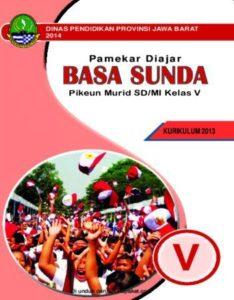 Buku Siswa Basa Sunda 5 Kelas 5 Revisi 2013