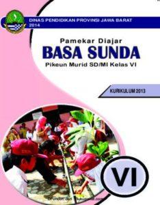Buku Siswa Basa Sunda 6 Kelas 6 Revisi 2013