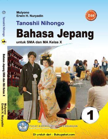Tanoshii Nihongo 1 Kelas 10
