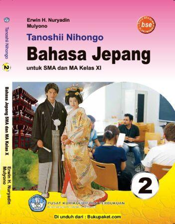 Tanoshii Nihongo 2 Kelas 11