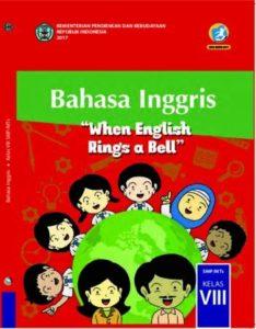Buku Siswa Bahasa Inggris Kelas 8 Revisi 2017