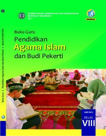Buku Guru Pendidikan Agama Islam Kelas 8 Revisi 2017