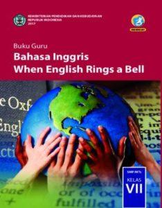 Buku Guru Bahasa Inggris Kelas 7 Revisi 2017