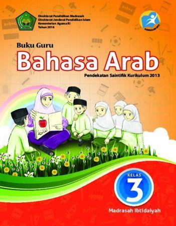 Buku Guru Bahasa Arab Kelas 3 Revisi 2016