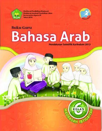Buku Guru Bahasa Arab Kelas 6 Revisi 2016