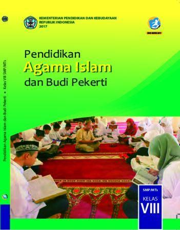Buku Siswa Pendidikan Agama Islam dan Budi Pekerti Kelas 8 Revisi 2017
