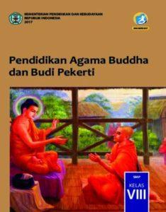 Buku Siswa Pendidikan Agama Buddha dan Budi Pekerti Kelas 8 Revisi 2017