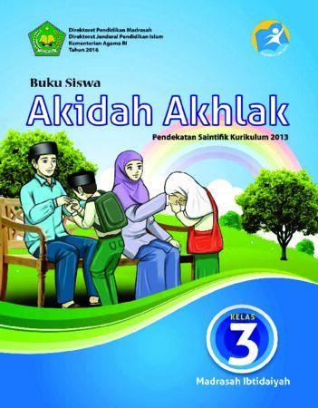 Buku Siswa Akidah Akhlak Kelas 3 Revisi 2016
