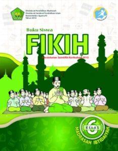 Buku Siswa Fikih Kelas 6 Revisi 2016