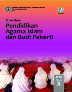 Buku Guru Pendidikan Agama Islam dan Budi Pekerti Kelas 10 Revisi 2017
