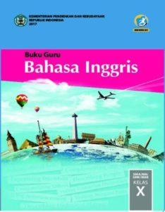 Buku Guru Bahasa Inggris Kelas 10 Revisi 2017