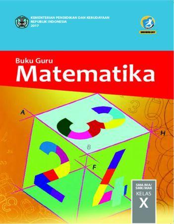 Buku Guru Matematika Kelas 10 Revisi 2017