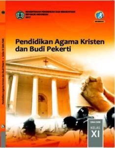 Buku Siswa Pendidikan Agama Kristen dan Budi Pekerti Kelas 11 Revisi 2017